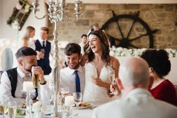 A wedding party